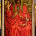 God The Father by Hubert and Jan Van Eyck