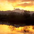 Golden Ponds Longmont Colorado by James BO  Insogna