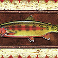 Golden Trout Lodge by JQ Licensing