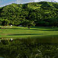 Golfito Desde La Laguna by Bibi Romer