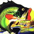 Gone Fishing by Linda Simon