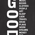 Good Things by Linda Woods