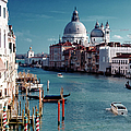 Grand Canal Of Venice by Michelle O'Kane