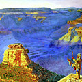 Grand Canyon V by Stan Hamilton