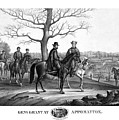 Grant And Lee At Appomattox by War Is Hell Store