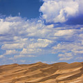Great Colorado Sand Dunes Mixed View by James BO  Insogna