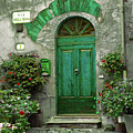 Green Door by Karen Lewis