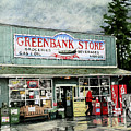 Greenbank Store by Perry Woodfin