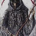 Grim Reaper Colored by Katie Alfonsi