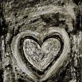 Grunge Heart by Frank Tschakert
