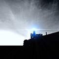 Guiding Light-alcatraz by Douglas Barnard
