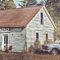 Gus Klenke Garage by Scott Norris