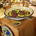 Hand Painted Dishes by Marilyn Hunt
