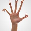 Handsome Hands by Evan Sharboneau