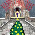 Happy Christmas 31 by Patrick J Murphy
