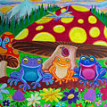 Happy Frog Meadows by Nick Gustafson