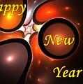 Happy New Year by Stefan Kuhn