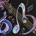 Harmony V by Bill Manson