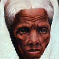 Harriet Tubman, African-american by Photo Researchers