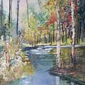 Hartman Creek Birches by Ryan Radke