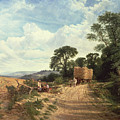 Harvest Time by George Vicat Cole
