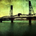 Hawthorne Bridge by Cathie Tyler