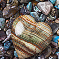 Heart Stone by Garry Gay