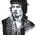 Hendrix No.02 by Caio Caldas