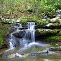 Hidden Falls 1 by Marty Koch