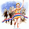 Hillary And The Race by Ken Meyer jr