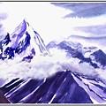 Himalaya by Anil Nene