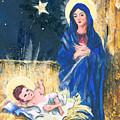 Holy Christmas No. 2 by Elisabeta Hermann