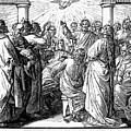 Holy Spirit Visiting by Granger