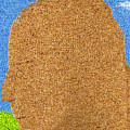Homage To Seurat In Carpet by Andy  Mercer