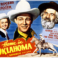 Home In Oklahoma, Dale Evans, Roy by Everett