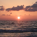 Honey Moon Island Sunset by Bill Cannon