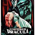 Horror Of Dracula Aka Le Cauchemar De by Everett