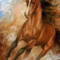 Horse1 by Arthur Braginsky