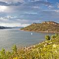 Horsetooth Dam Co by James Steele