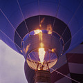 Hot Air Balloon - 2 by Randy Muir