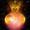 Hourglass Nebula by Corey Ford