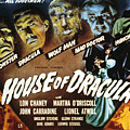 House Of Dracula, Glenn Strange, John by Everett