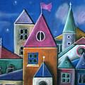 Houses by Caroline Peacock