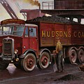 Hudsons Coal. by Mike  Jeffries