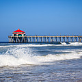 Huntington Beach Pier Photo by Paul Velgos