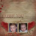 I Love You by Joanne Kocwin