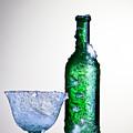 Ice Cold Drink by Dirk Ercken