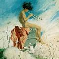 Idyll by Mariano Fortuny y Marsal