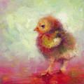 Impressionist Chick by Talya Johnson