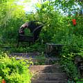 In The Garden by Teresa Mucha